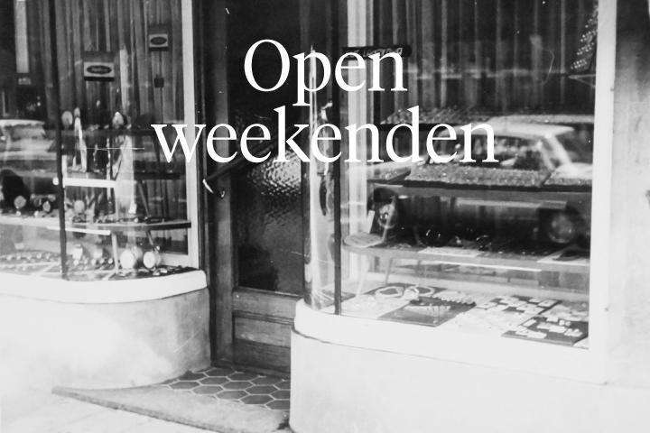 Open weekenden